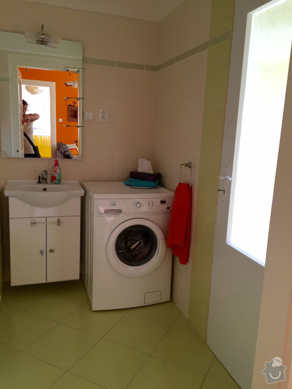 2016 Rekonstrukce koupelny Praha Nusle 2