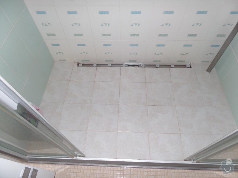 2016 Rekonstrukce koupelny Praha - Písnice 2