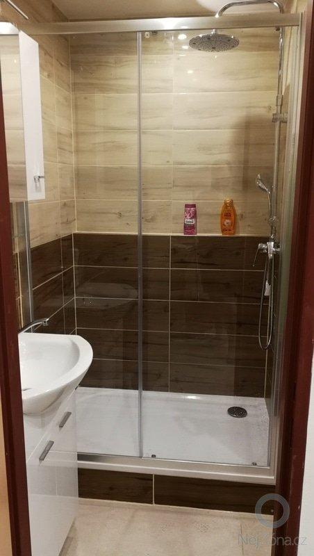 2017 08 Rekonstrukce bytu 2kk Praha po - koupelna