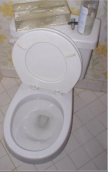 Typické WC vUSA