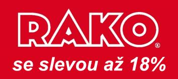 Rako - sleva
