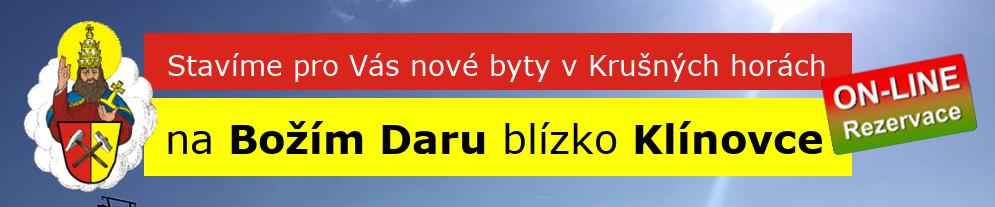 reklamy abannery / Boží Dar - hp