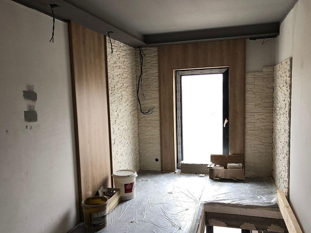 Byty Boží Dar - dokončení společných prostorů 2