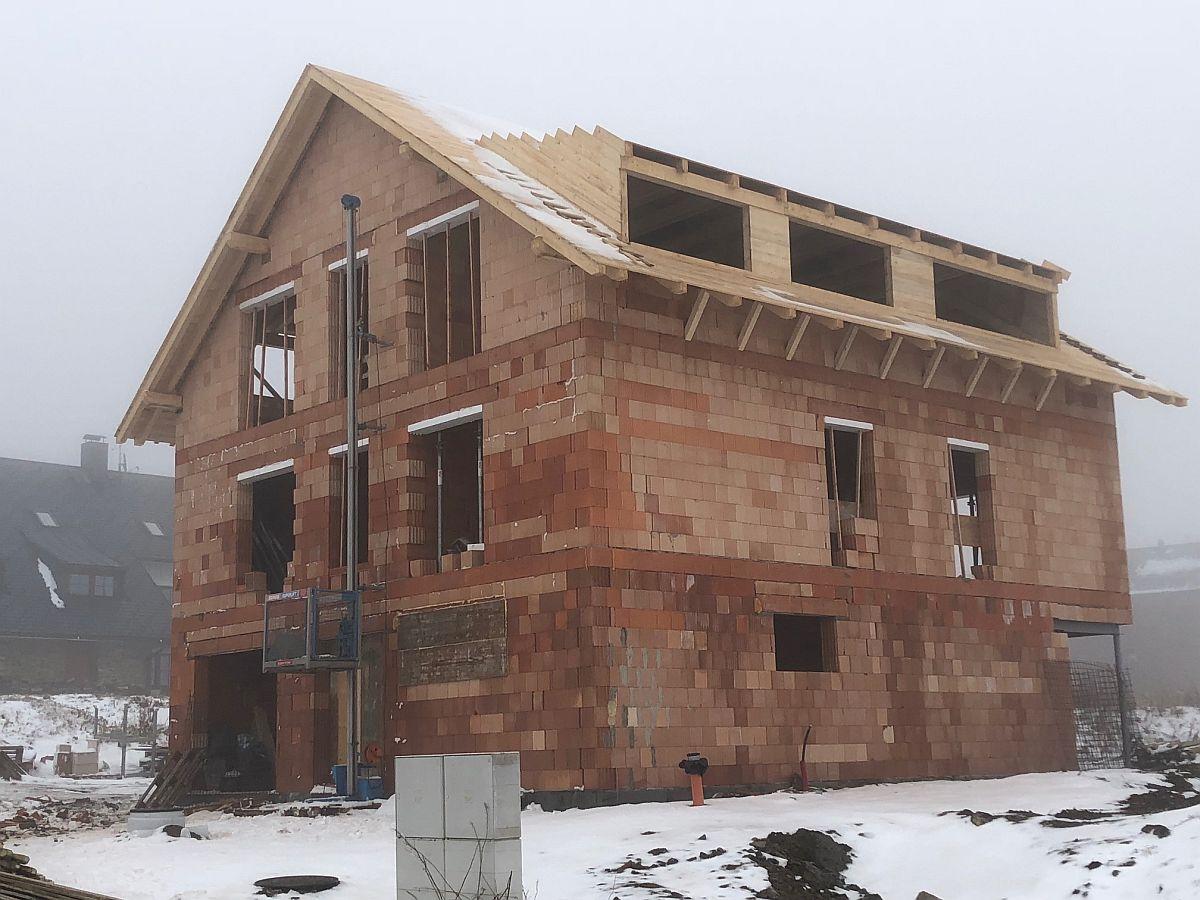 Byty Boží Dar - Střecha 5