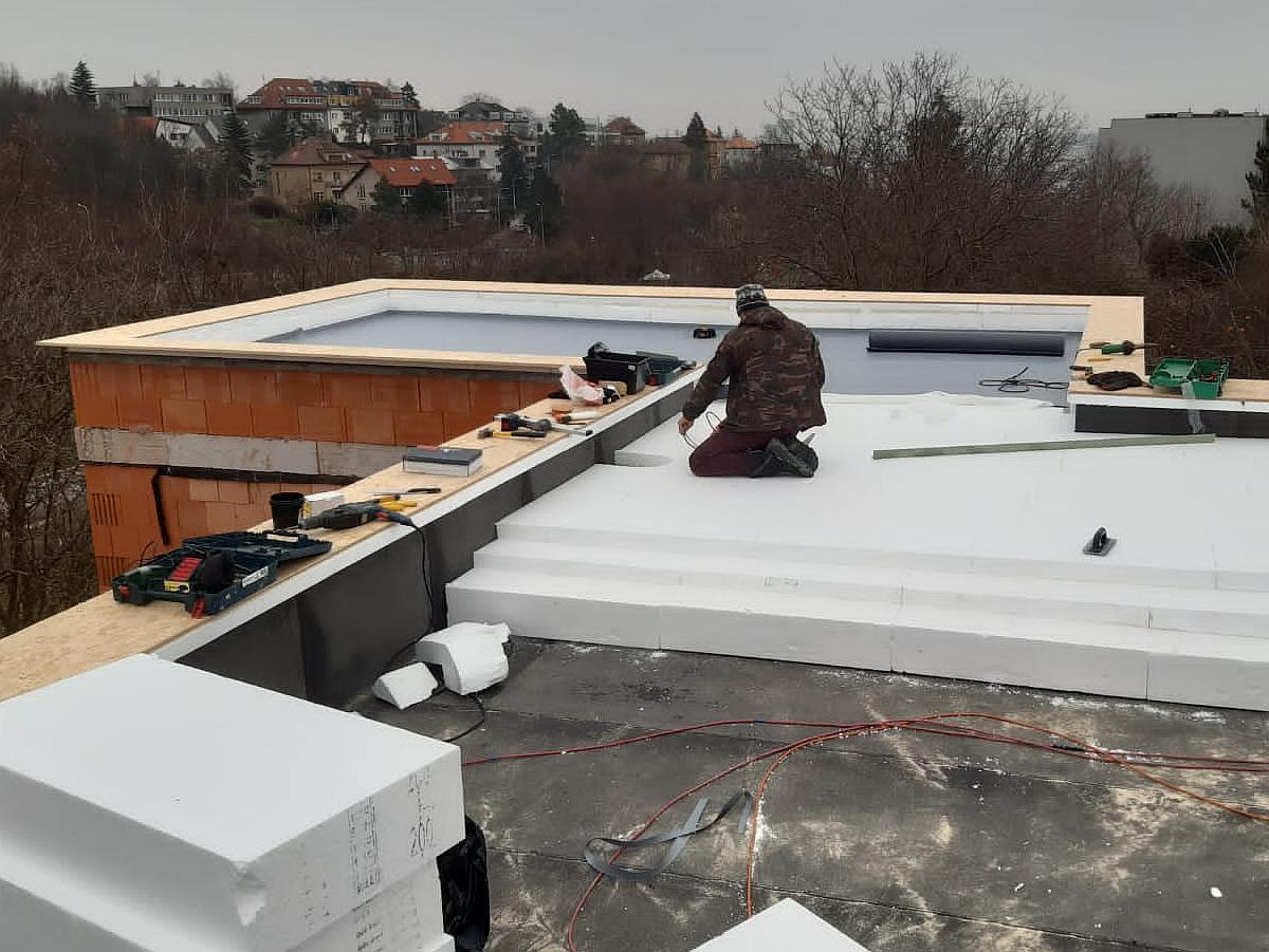 Střecha domu