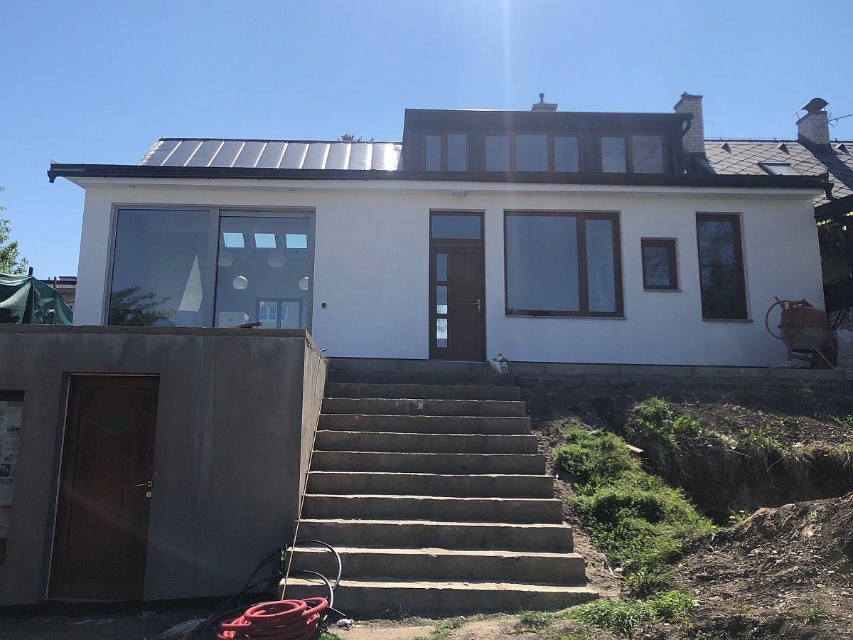 Realizace obvodu domu