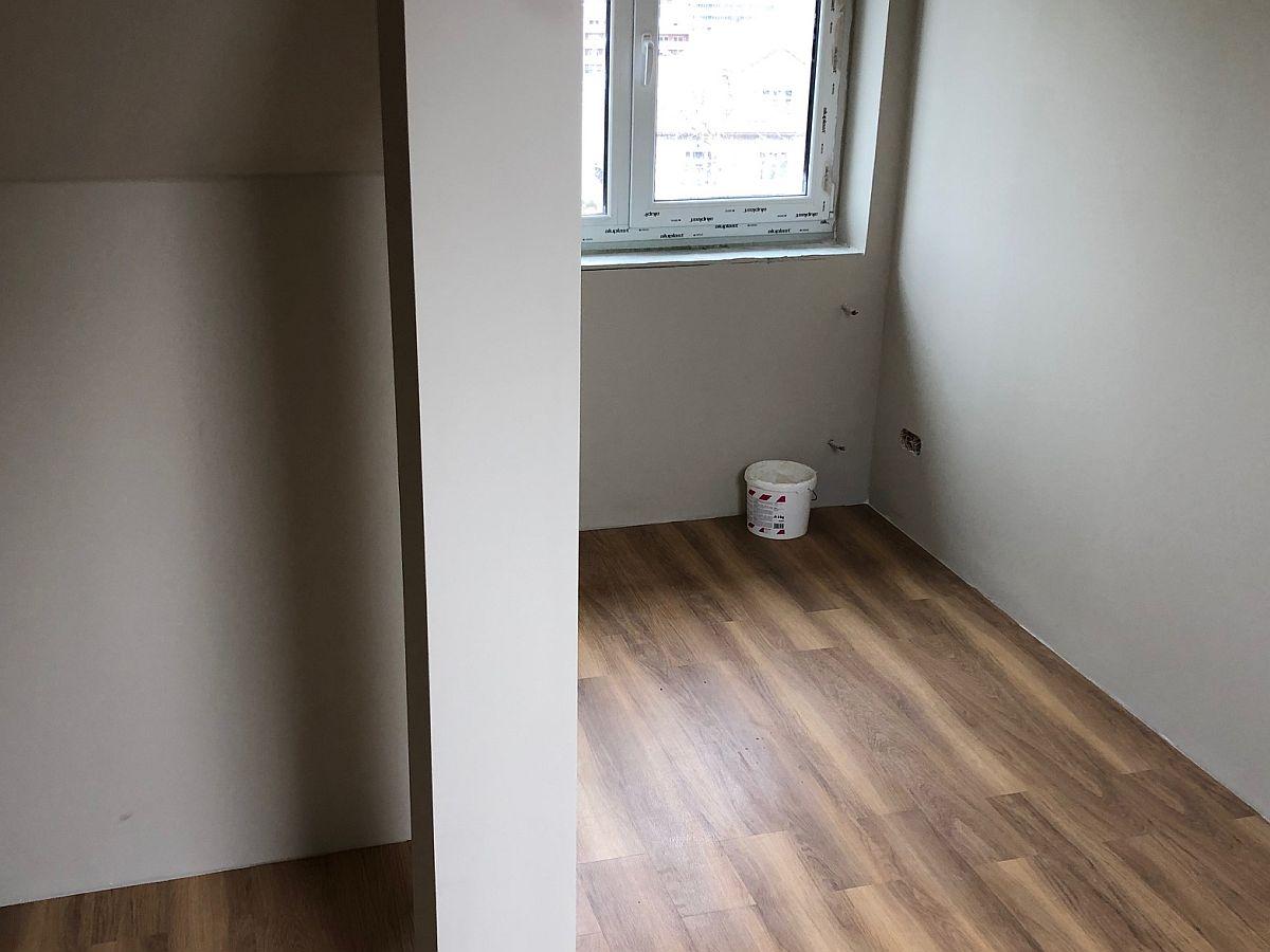 Dokončení - podlahy