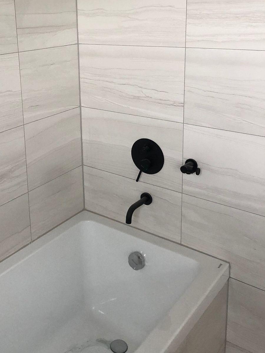 Dokončení koupelny