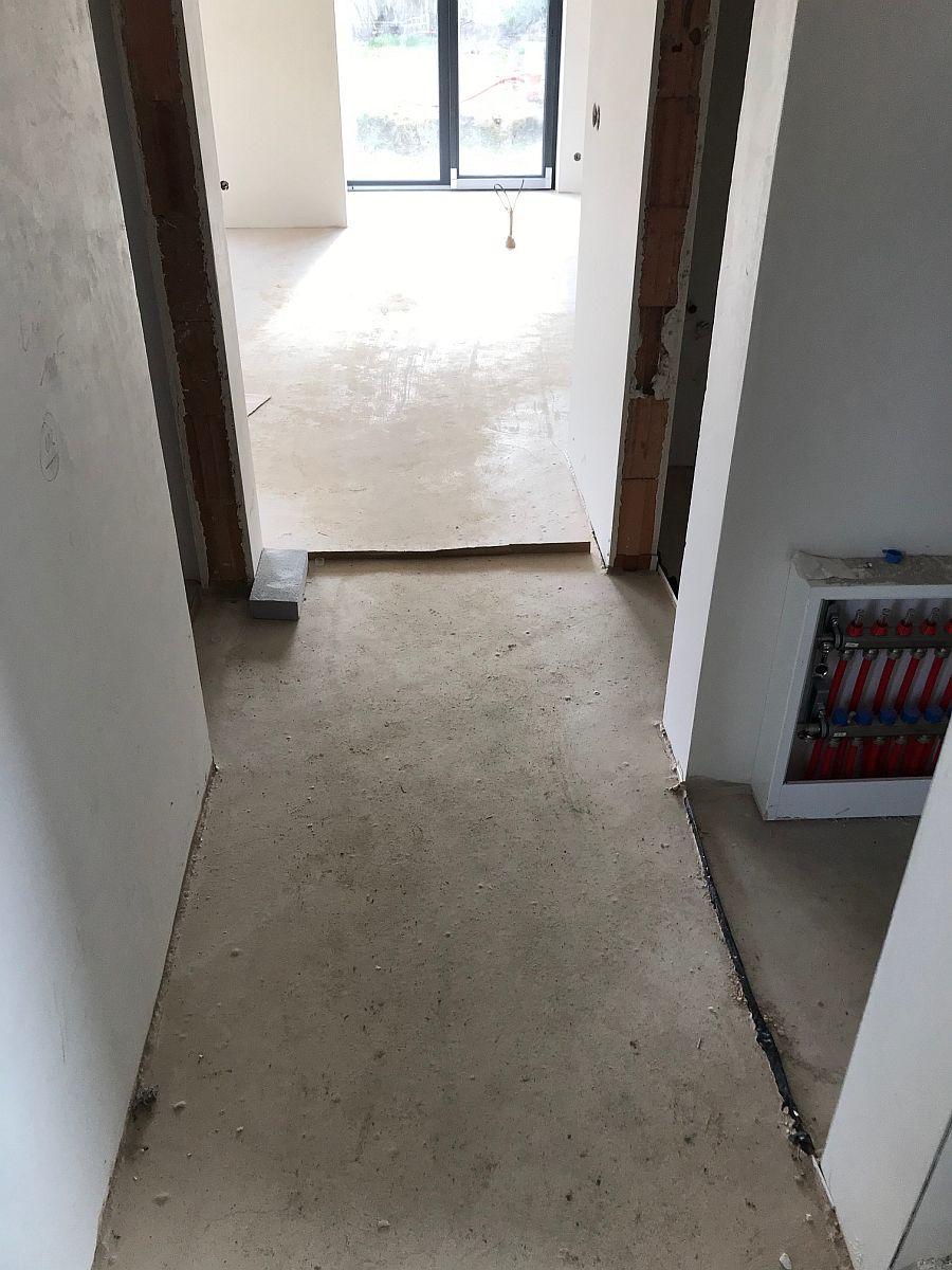Hotové anhydritové podlahy