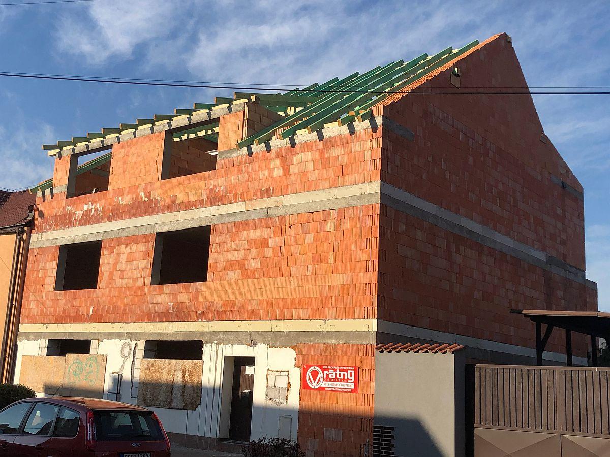 Krovy střechy