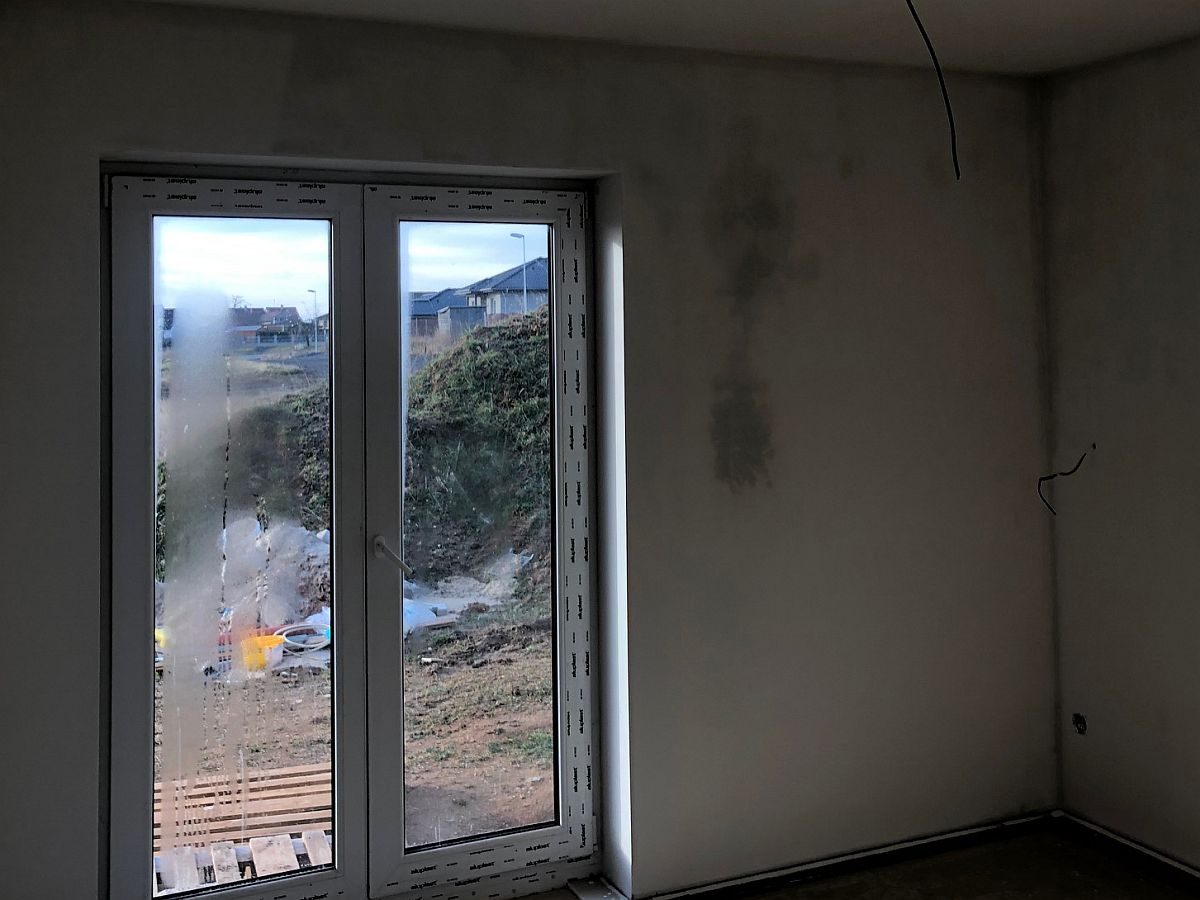 Dokončovací práce v interiéru