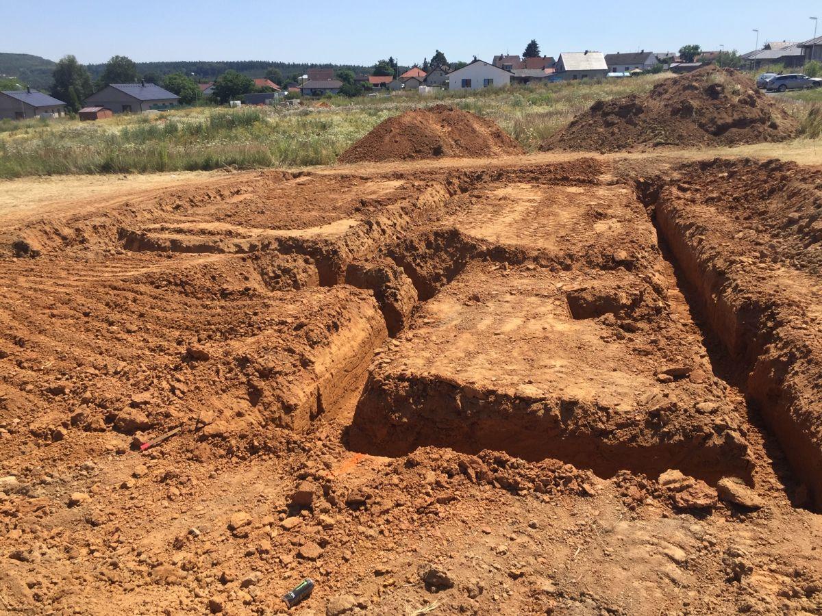 Pozemní práce - základy
