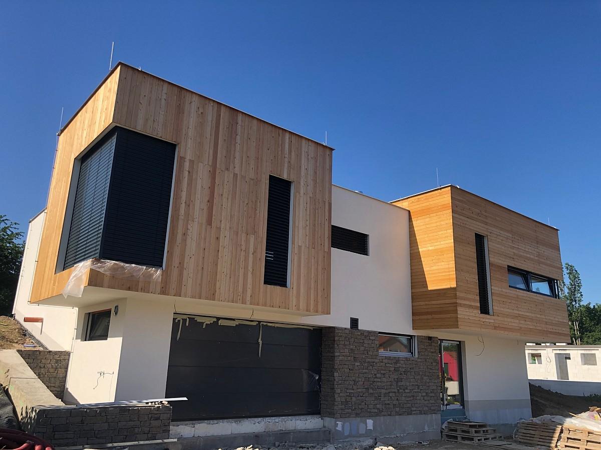 Dům po dokončení