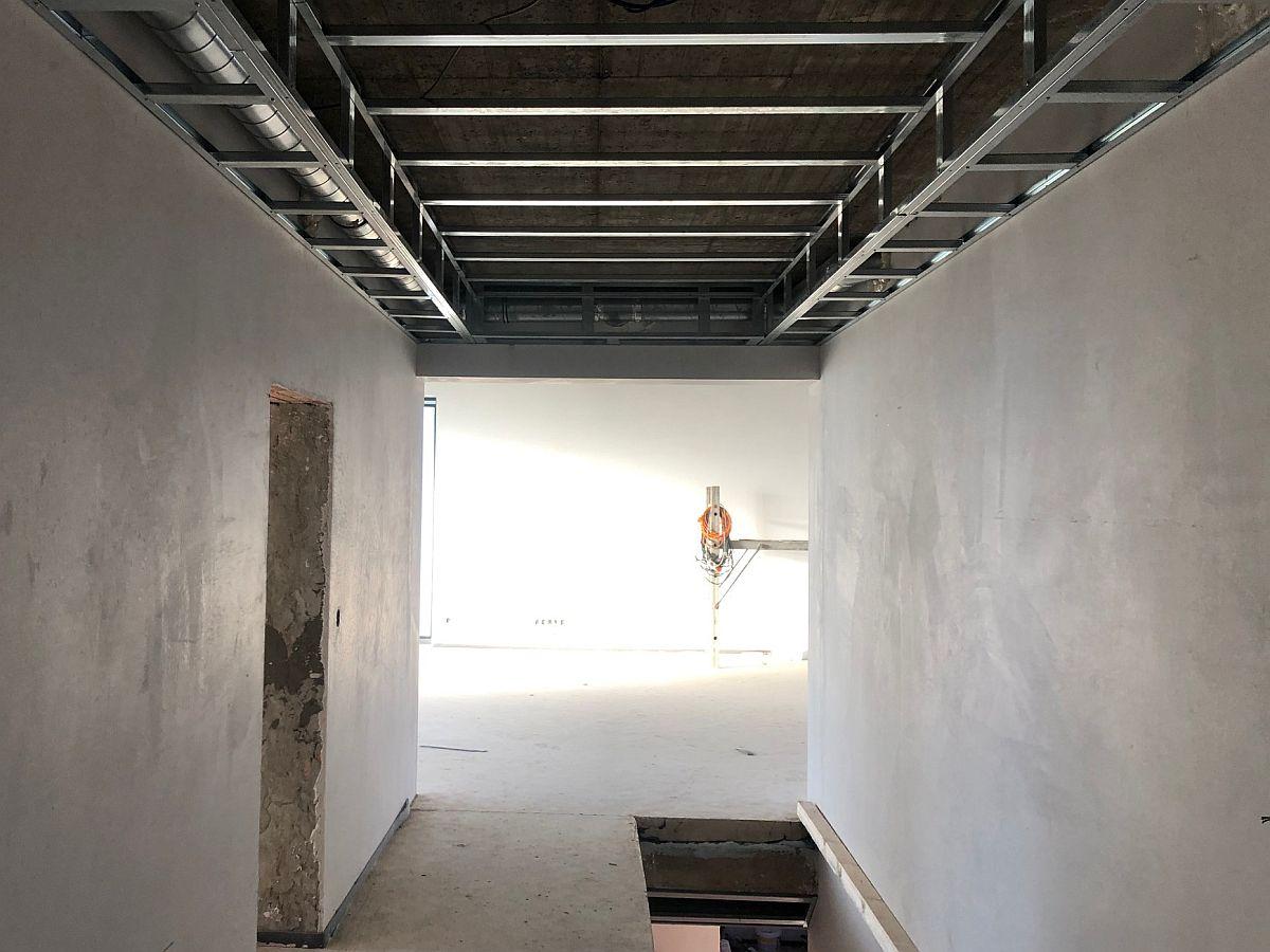 Montáž stropních podhledů