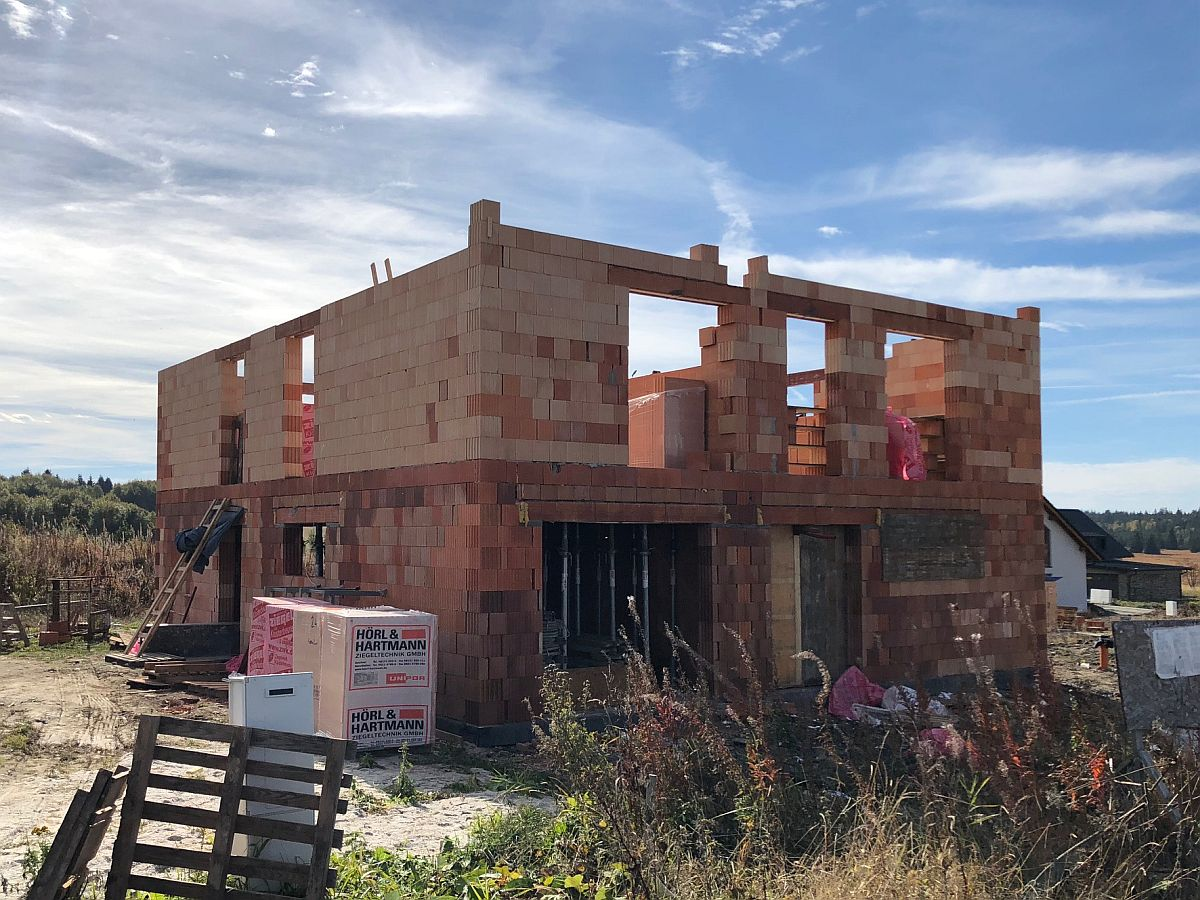 Hrubá stavba domu 3
