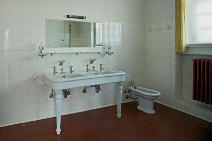 Koupelna Mullerova vila