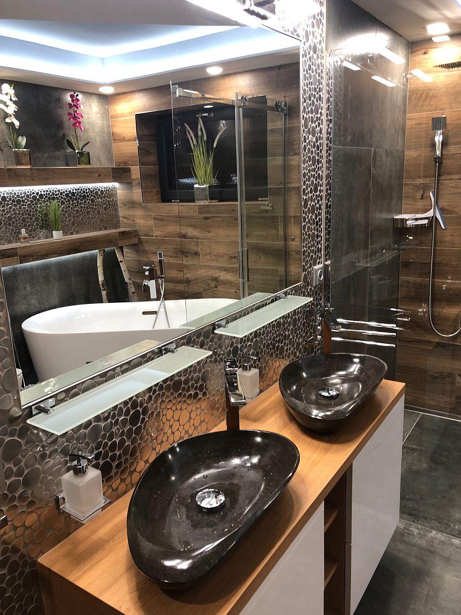 Luxusní byt 3kk na Božím Daru - koupelna
