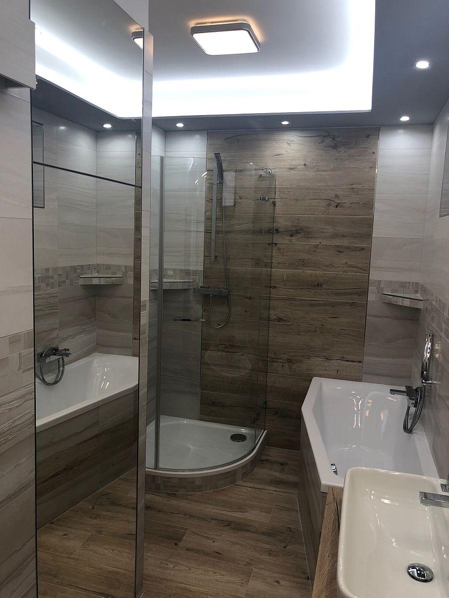 Realiazce bytu v Rakovníku - koupelna 3