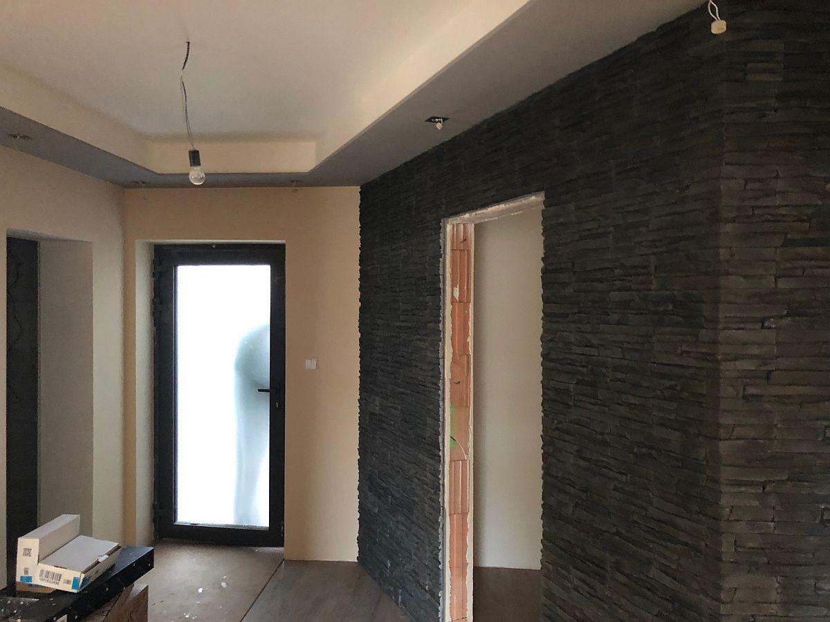 Realiazce bytu v Rakovníku - obývací pokoj 2