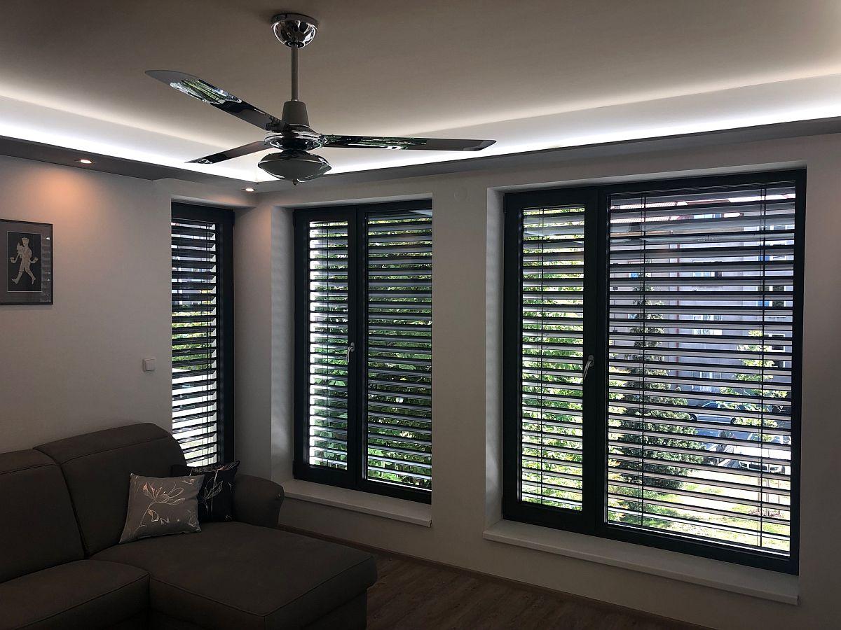 Realiazce bytu v Rakovníku - obývací pokoj 4