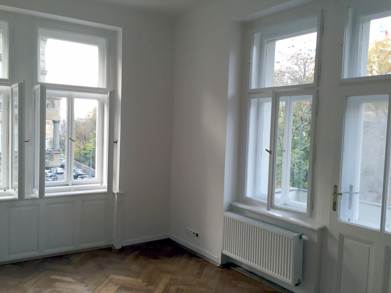 Rekonstrukce bytu Praha Vinohrady - 2017 2