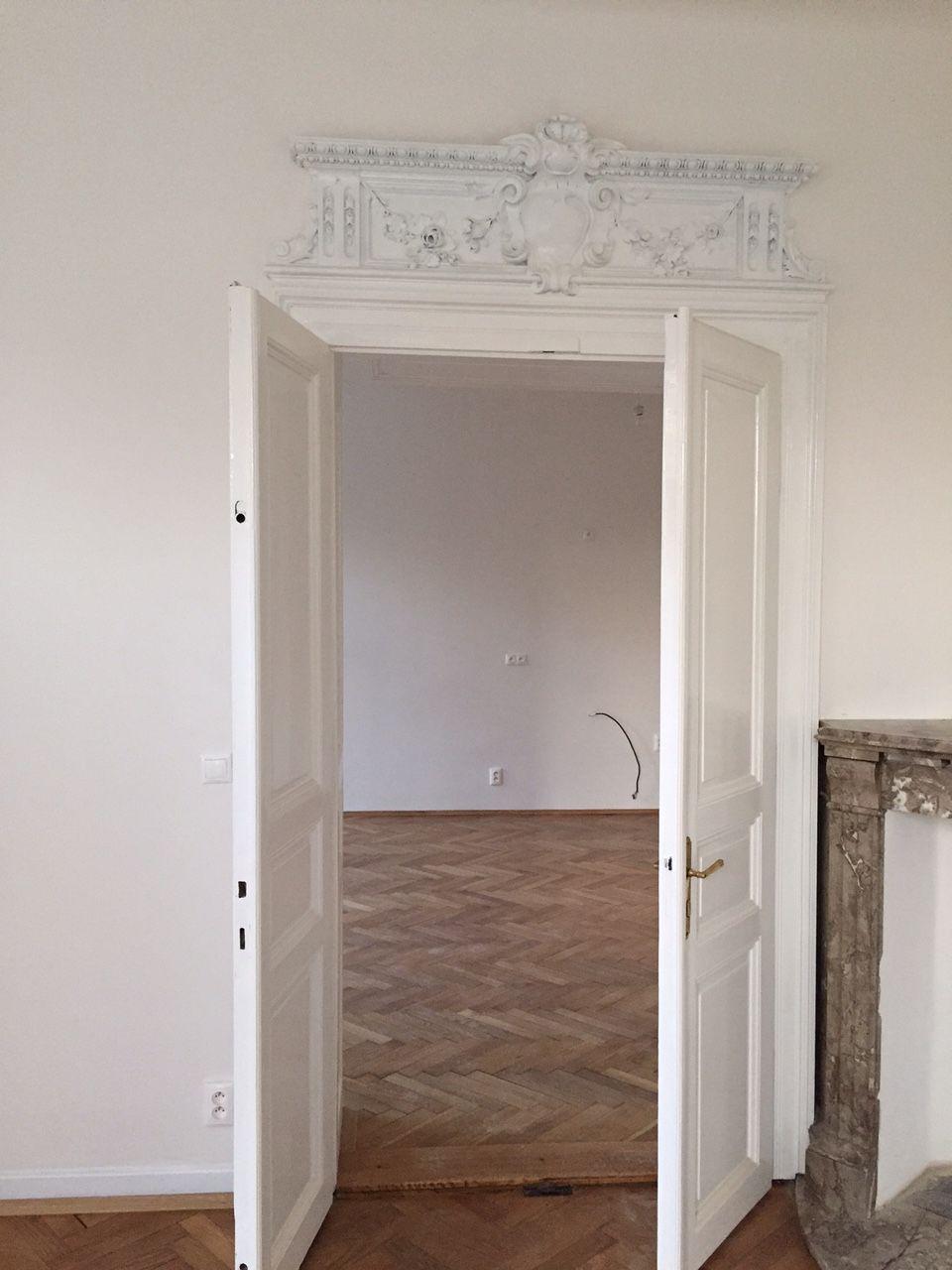 Rekonstrukce bytu Praha Vinohrady - 2017