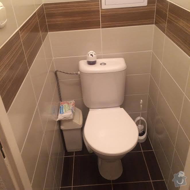 2016 - Rekonstrukce koupelny / Rekonstrukce koupelny vpanelovém bytě 2+1