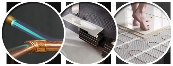 Rekonstrukce koupelny - reference