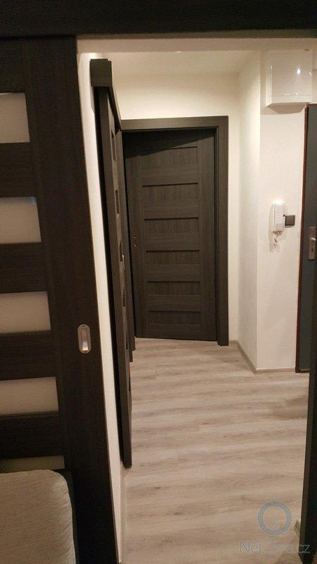 Rekonstrukce panelového bytu 3+kk Praha 2017 - po 6