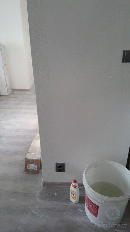 Rekonstrukce panelového bytu 3+kk Praha 2017 - po