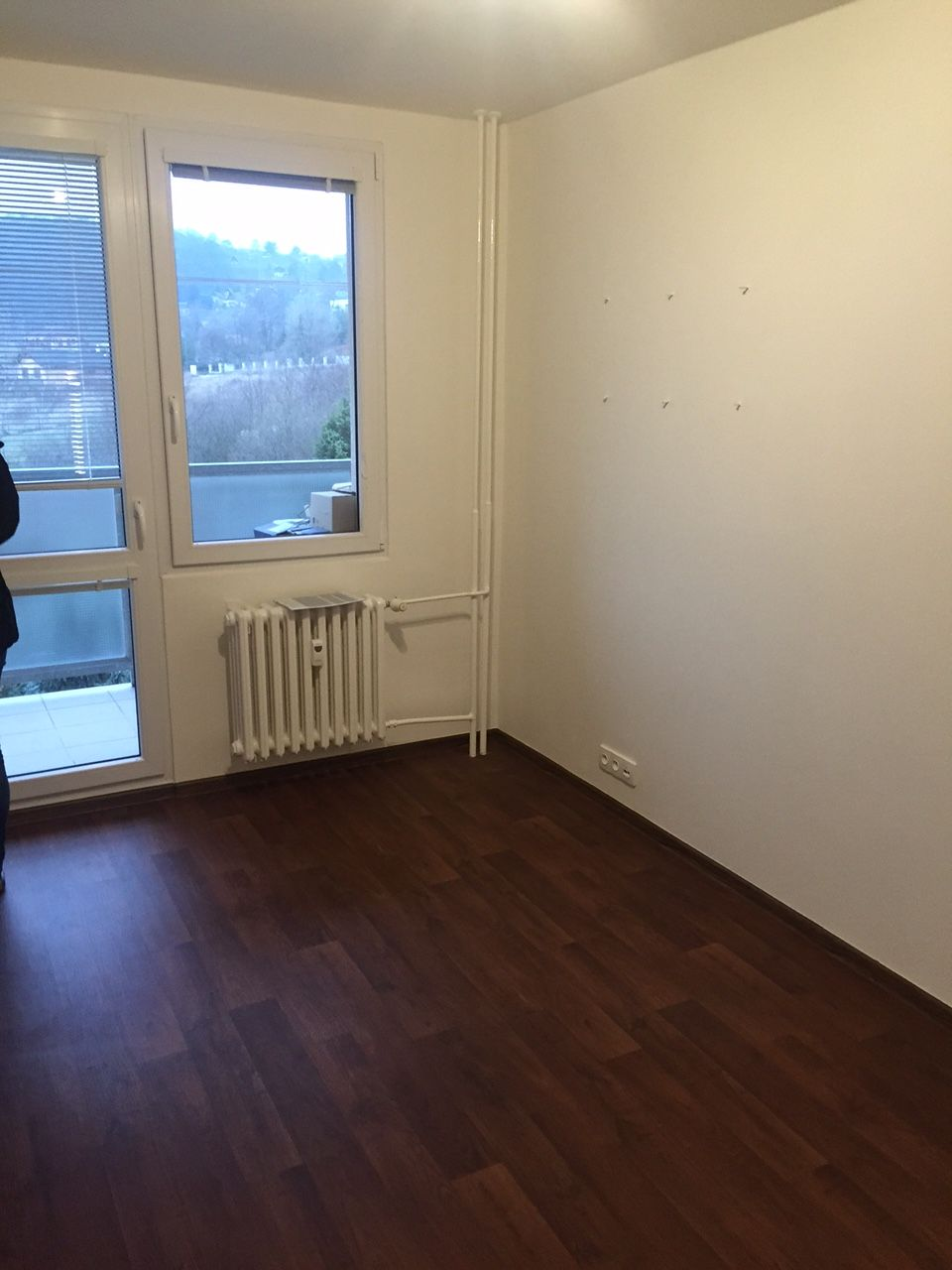 Rekonstrukce panelového bytu Libčice 2017 4