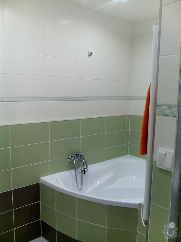 Rekonstrukce panelového bytu Praha 9 - po 3