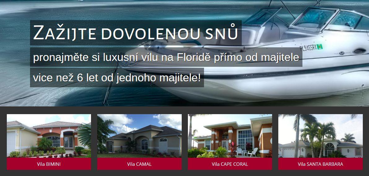 reklamy abannery / Vila Florida