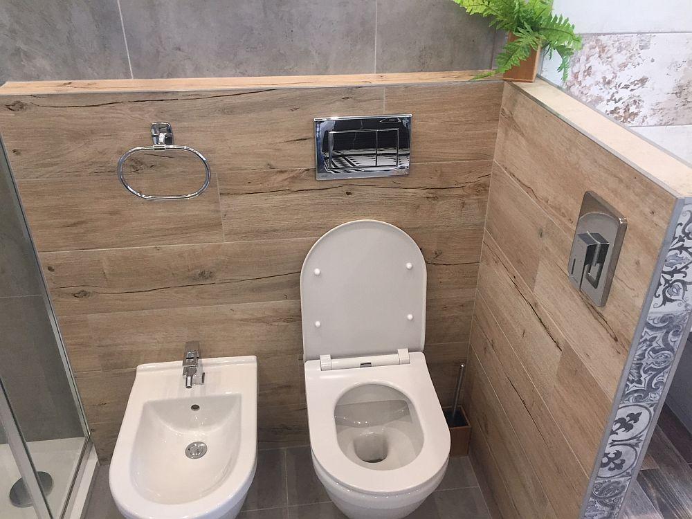 Vzorkovna pro rekonstrukce koupelny Praha Nusle 3