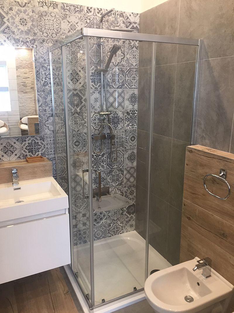 Vzorkovna pro rekonstrukce koupelny Praha Nusle
