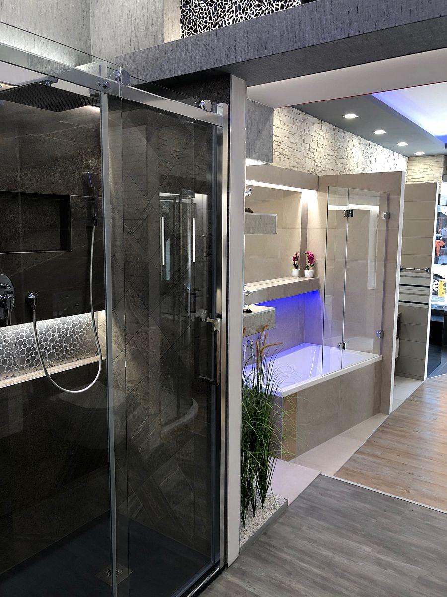 Vzorkovna - rekonstrukce koupelny SIKO Praha 3