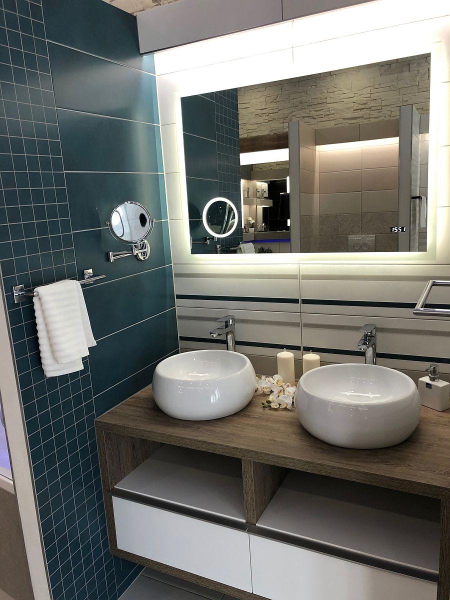 Vzorkovna - rekonstrukce koupelny SIKO Praha 8